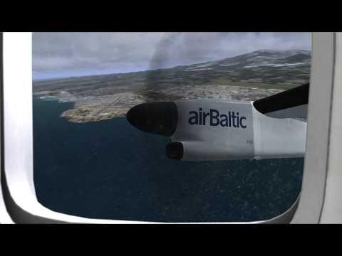 FSX- Flight No.8 [CJU - ICN]