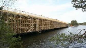 Destia rakensi Kuopion Saaristokadun vuosina 2006-2008