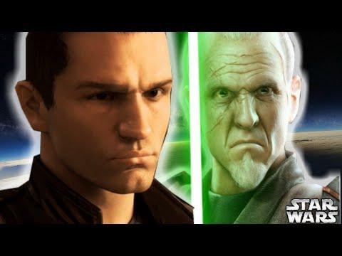 The FORBIDDEN Lightsaber Move Rahm Kota Used on Starkiller - Star Wars Explained