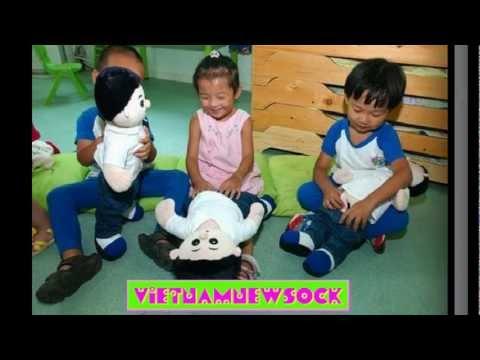 Sock búp bê tình dục cho Mẫu giáo học ở China