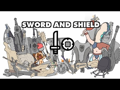 A Crap Guide to Monster Hunter World - Sword and Shield