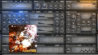 ElectraX 2   Flexatron XP + Free Kit   Preset Walk Thru