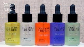 Средство для ухода за ногтями и кутикулой Couture Colour SPA Sens Cuticle Oil