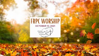FRPC  October 10, 2021