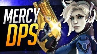 Overwatch - Mercy DPS