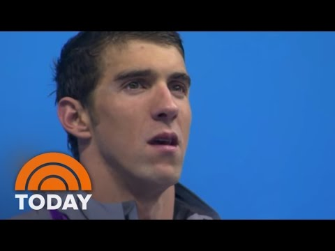 Michael Phelps, Ryan Lochte, Missy Franklin Vie In Olympic Trials | TODAY