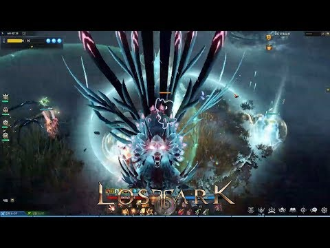 LOST ARK Online - New Tier 5 Guardian Raid Belganus Boss Fight Blaster Gameplay Point 2019