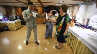 #4 | Улетный и трогательный конкурс для мам жениха и невесты.