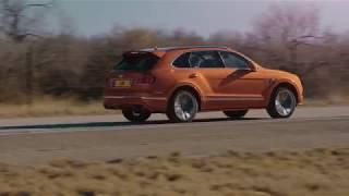 Bentley Bentayga Speed hits 306 km/h (190 mph)
