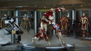 Iron Man 3 Official Teaser - Marvel | HD