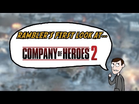 First Look - Company of Heroes 2- Soviet Gameplay!