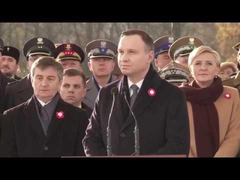11.11.2017 – przemówienie Prezydenta RP Andrzeja Dudy