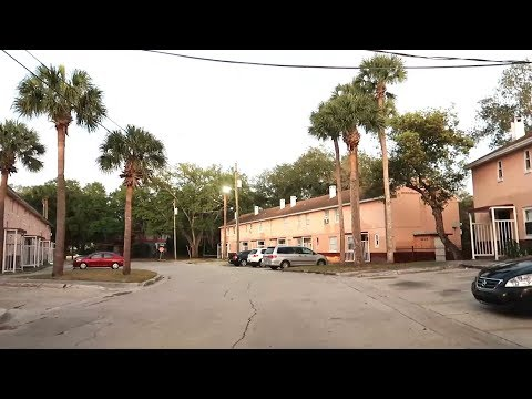 TAMPA FLORIDA HOODS / HOUSING PROJECTS