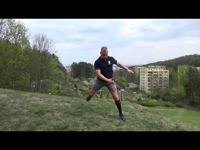 Technika biegowa oraz prawidłowa rozgrzewka