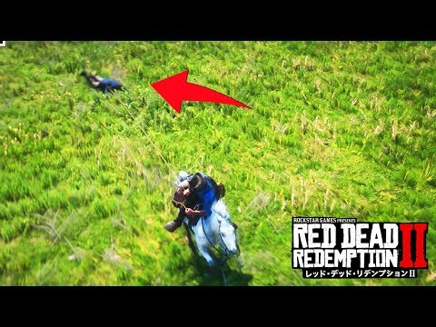 【RDR2#7】おじさん縛って馬で引きずり回してみたよ/Red Dead Redemption 2 Funny Moments thumbnail