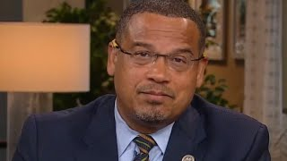 "Rep. Keith Ellison on confronting Trump administration: ""You can't overcome darkness with more da…"