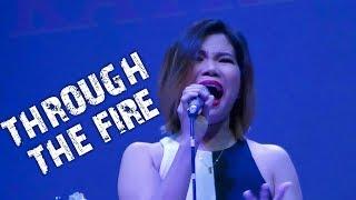 KATRINA VELARDE - Through The Fire (The MusicHall Metrowalk | April 11, 2018) #HD720p