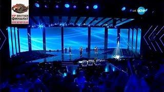 Трио Paradise - X Factor Live (12.11.2015)
