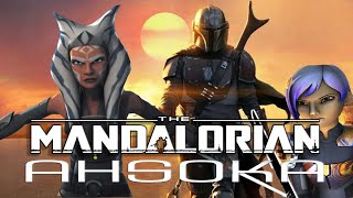 History Of Star Wars' Ahsoka Tano! The Mandalorian Season 2 Rosario Dawson And Ezra Bridger News!