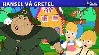 HANSEL VÀ GRETEL - Truyện cổ tích Việt nam - Phim hoạt hình cho trẻ em