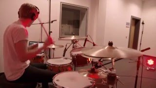 Alex Tabero - Physical Education by Animals as Leaders - Drum Cover  (FULL TRANSCRIPTION)