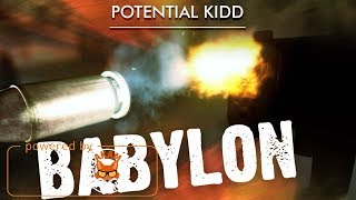 Potential Kidd - Babylon [Gold Bullet Riddim ]March 2018