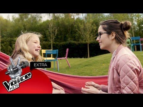 Zita zingt in de hangmat | The Voice Kids Extra