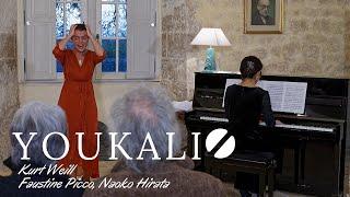 Youkali - Kurt Weill (Faustine Picco, Naoko Hirata)