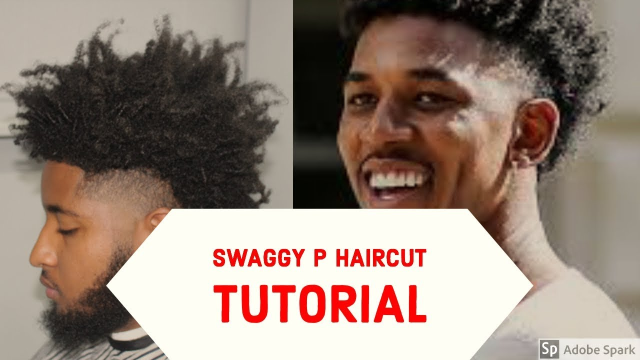 Swaggy P Nick Young Burst Fadehaircut Tutorial Youtube