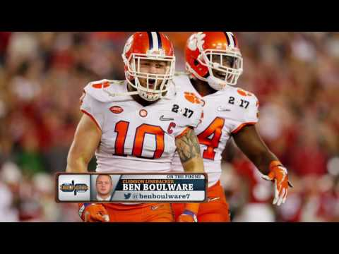 Ben Boulware on The Dan Patrick Show (Full Interview) - YouTube