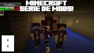 Minecraft Serie de Mods! El Mundo Chachipistachi! Capitulo 8!
