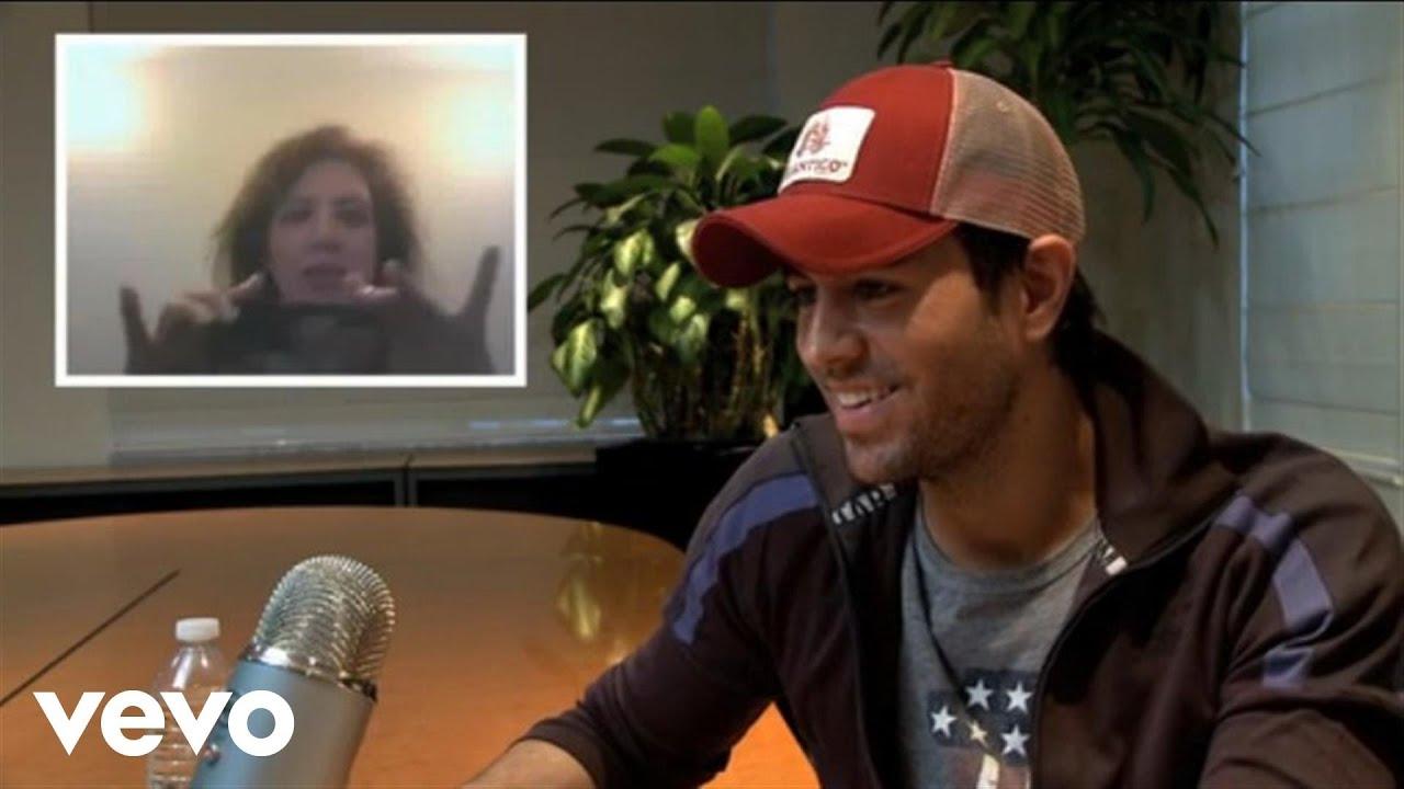 Download Enrique Iglesias - ASK:REPLY (Lilli)