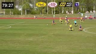 2019 05 18, IK Myran - Åland United GOALS