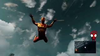 Iron Spider Gameplay - The Amazing Spider-man 2 (PC) MOD