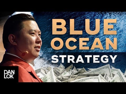 What Is Blue Ocean Strategy?