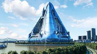 10 Projetos de cidades mais surpreendentes do mundo