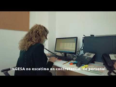 Así trabajan en Ingesa para citar a los ceutíes para la vacunación contra la Covid