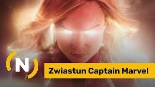 NPF #25 - HERo! Omawiamy pierwszy zwiastun Captain Marvel
