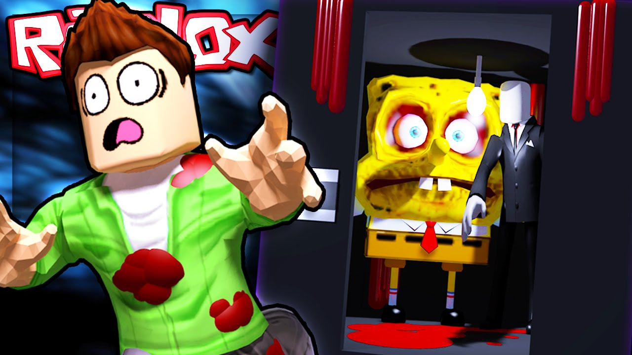 Itsfunneh Roblox Scary Elevator Roblox Adventures Scariest Roblox Elevator Roblox Horror Elevator Youtube