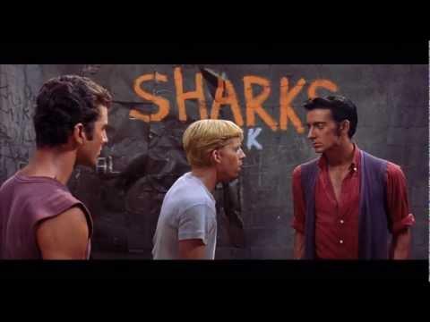 WSS - Jets vs Sharks (Bluray)