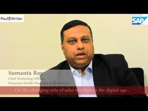 Sumanta Ray, CMO, Narayana Health Hospitals & Healthcare
