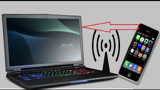 ⏩⏩⏩How to Connect Laptop to your Mobile Hotspot । Internet Sharing Mobile to Laptop.