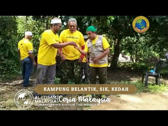 (Facebook Live) Program Ibadah Korban Malaysia- Al-I'tisam Relief Program 2019 1440H