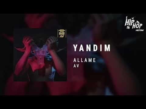 Allame feat Aspova - Yandım (AV)