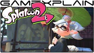 Splatoon 2 - Single Player Screenshot Slideshow
