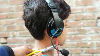 Wire Headphone Convert to WiFi Headphone | Upgrade Headphones by Making it Wireless