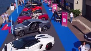 Monaco Yacht Show 2016 - Official Car Deck movie