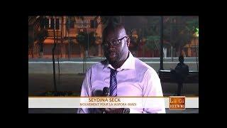 """"""" Li CI REWMI """" de la chaîne SEN-TV : Seydina Seck etait l'invité  de Ndiaye Doss"""