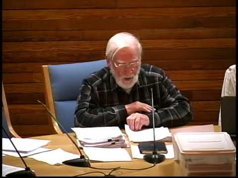 Town of Clinton, NY Public Hearing Timber Law & Town Board Mtg November 14, 2017