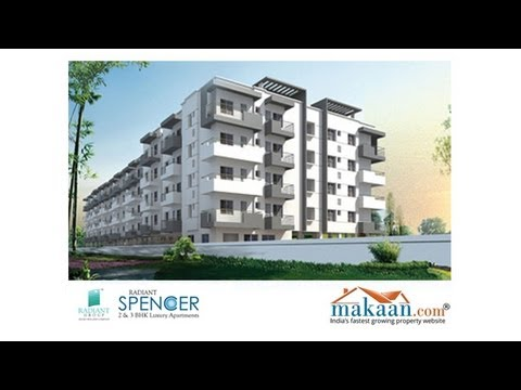 Spencer, Kammasandra Main Road, Bangalore   Residential Apartments